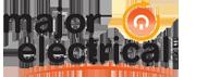 Major electrical logo