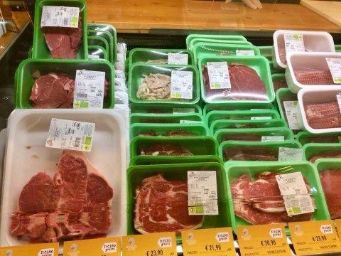 mercato campagna amica vendita carne