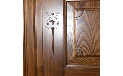 Porte classiche su misura