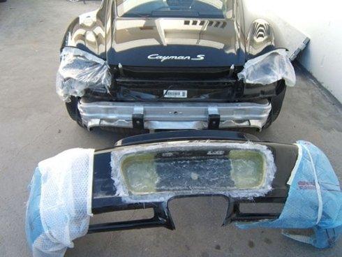 Modifica assetti auto