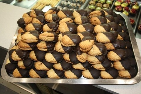 dolci di pasta frolla
