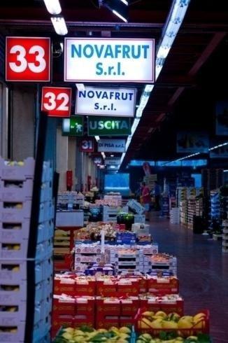 Großhandel mit Obst