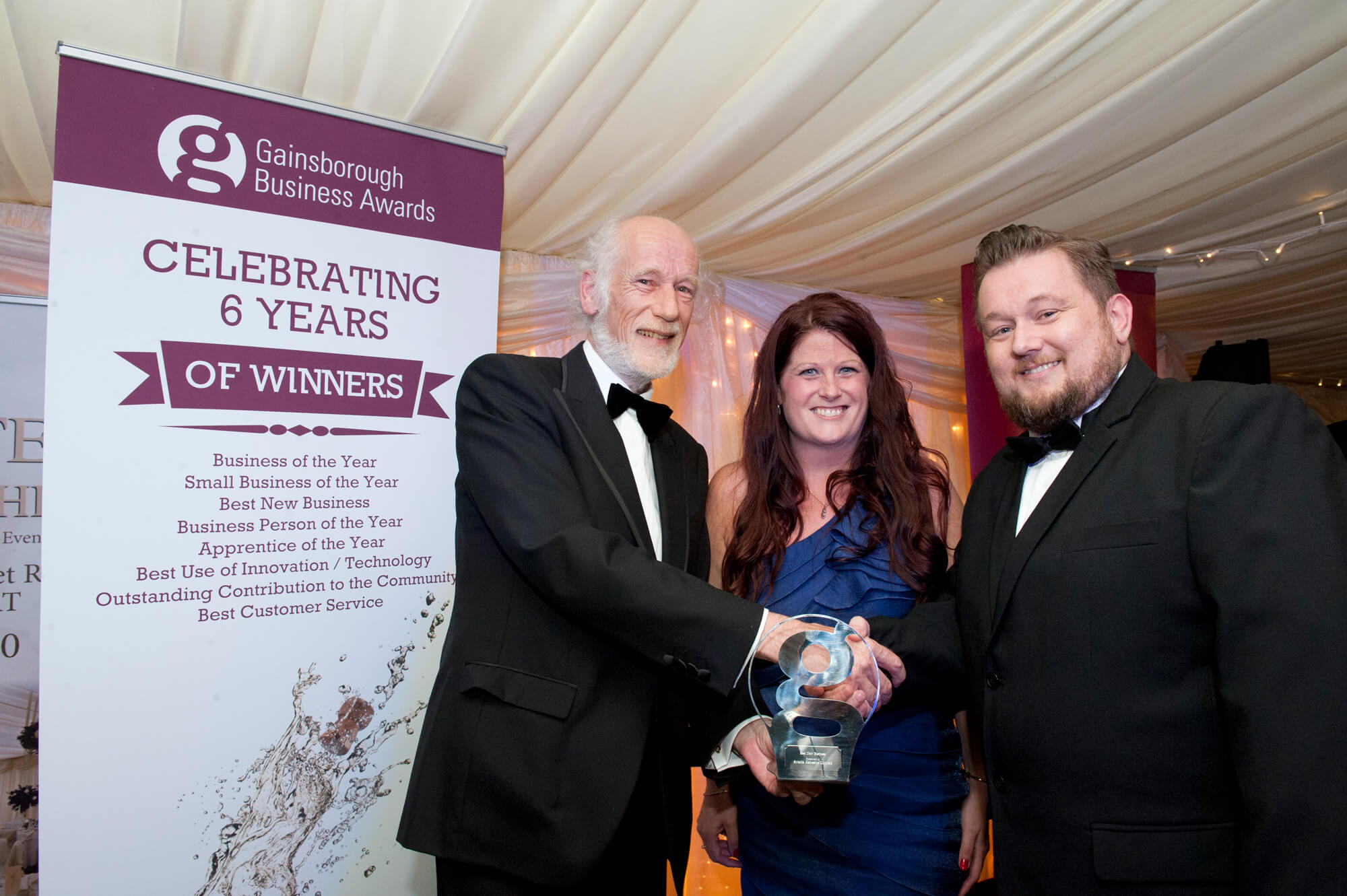 Gainsborough Business Awards - Soteria Asbestos