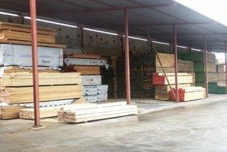rivenditore legname