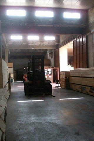 magazzino legname