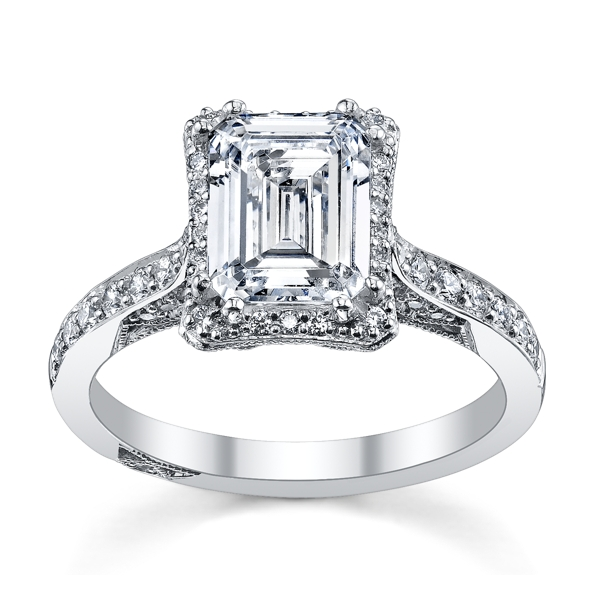 platinum engagement rings in little rock