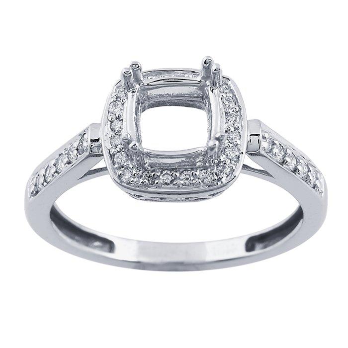 semi mount rings in ar