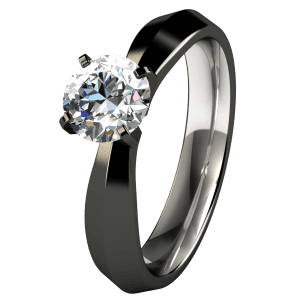 tungsten engagement ring arkansas
