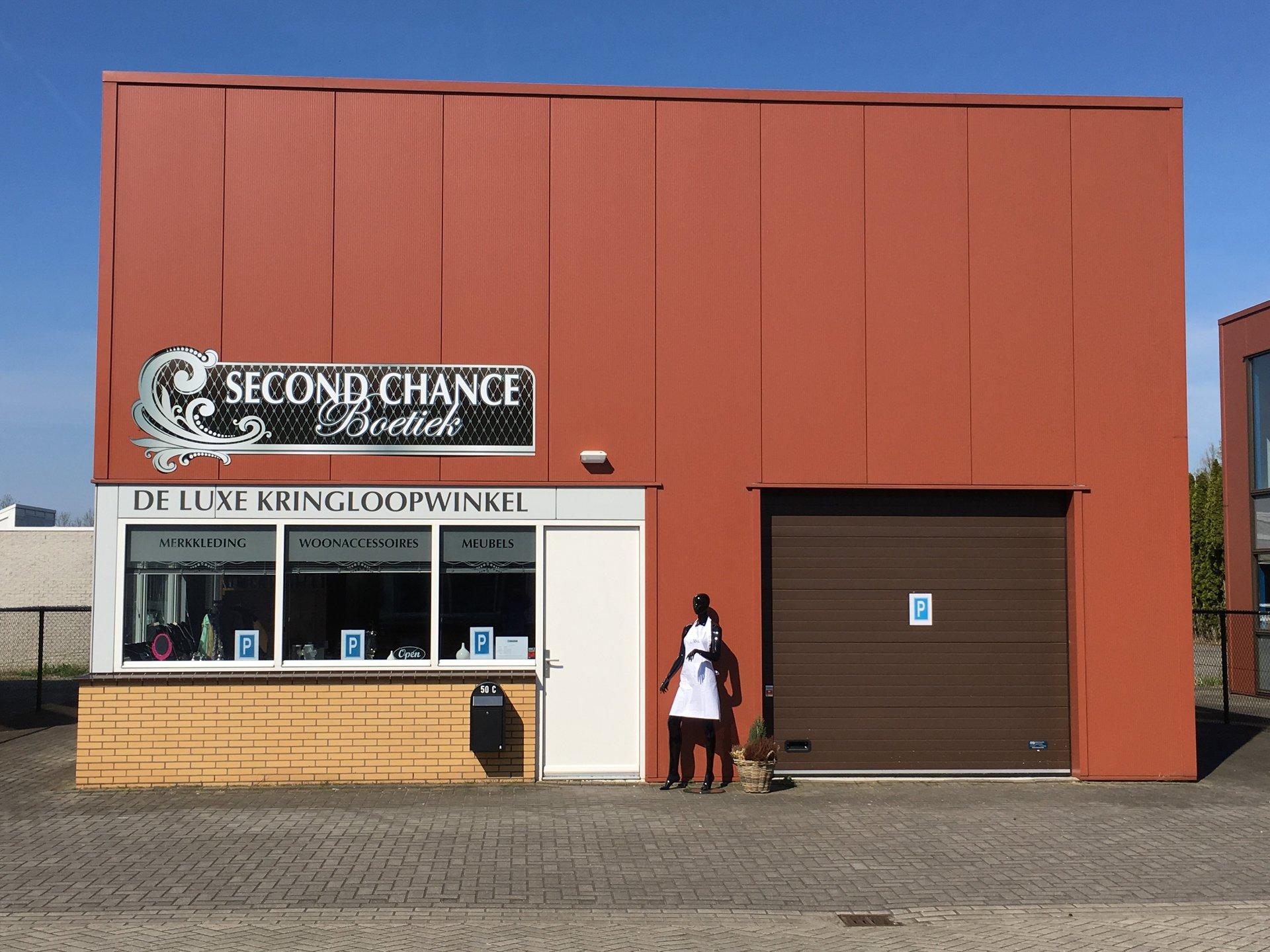 2e Hands Kleding.Kringloopwinkel Voor Tweedehands Merkkleding