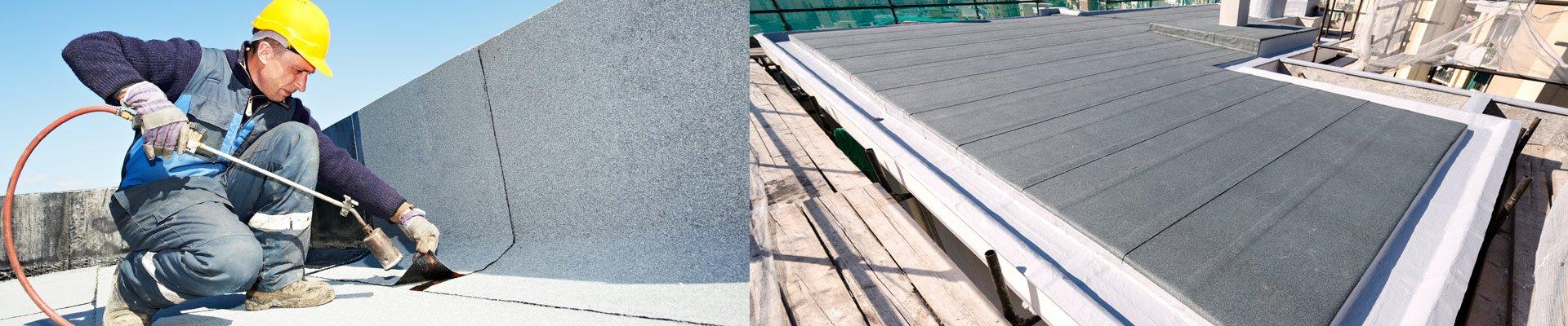 blakes waterproofing flat water roof covering
