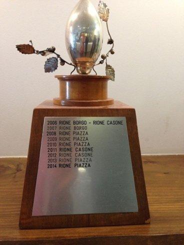 un trofeo