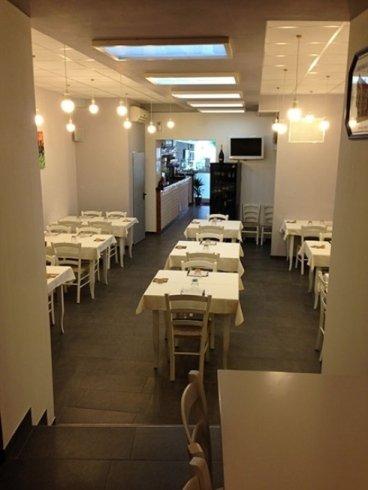 corridoio di un ristorante