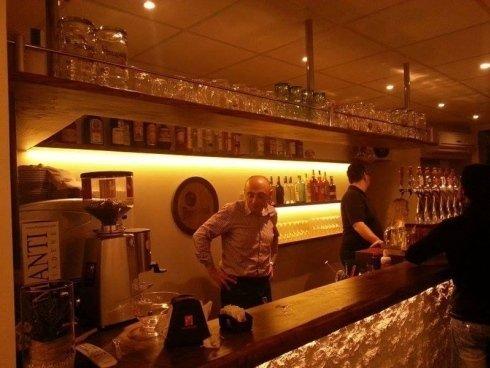 barista della taverna