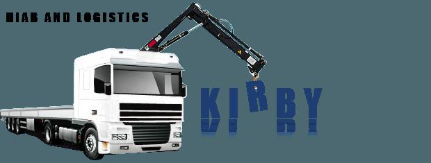 M.R. Kirby HIAB & Logistics logo