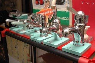 rubinetteria moderna