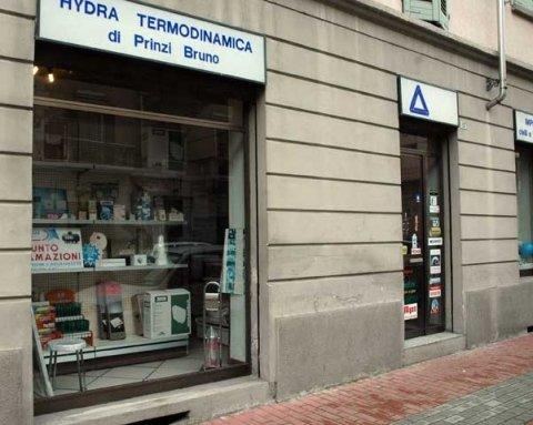 Hydra Termodinamica Novara