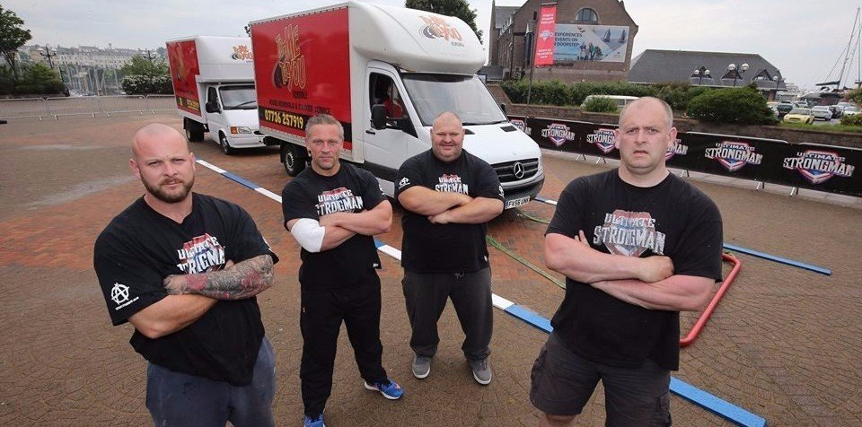 Man and a Van team