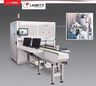 stazione di marcatura laser ms02