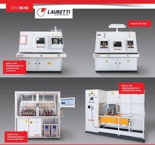 banchi test termomagnetici bc02