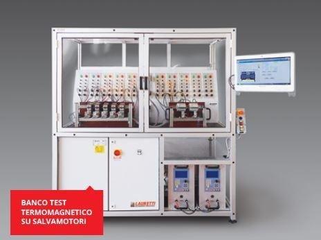 banco test termomagnetico