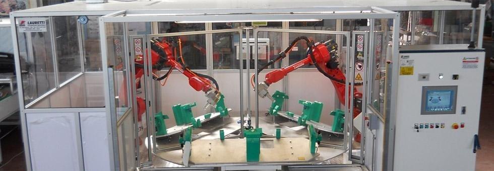 автоматизация производства Фрозиноне
