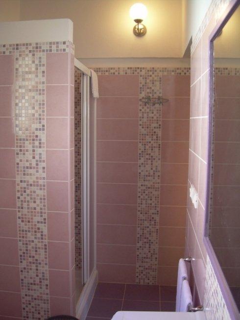 Camere con doccia e wc