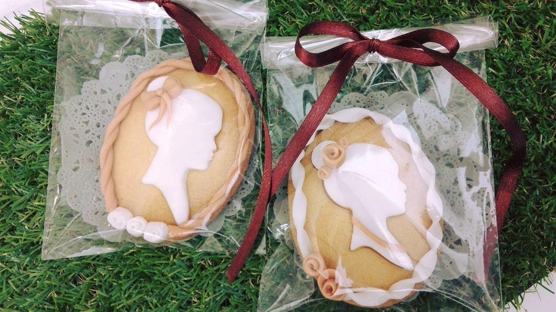 biscotti con decorazione