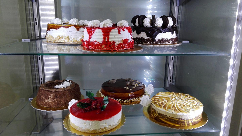 Assortimento di torte