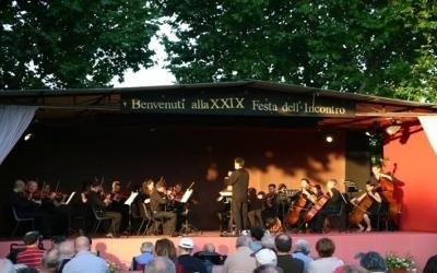 orchestra sinfonica 29a Festa incontro