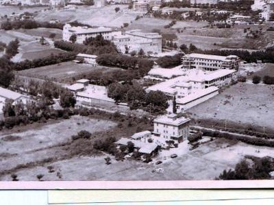 foto storica truttura vista aerea