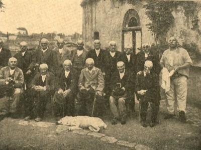 foto storica primi anziani 1924