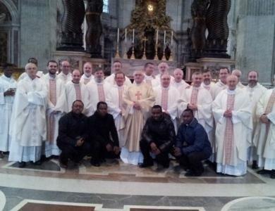 religiosi gruppo chiesa