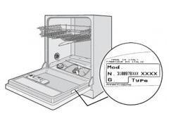 codice elettrodomestico
