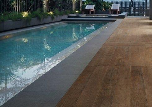 pavimento effetto legno piastrellle