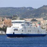 Armamento ferroviario nave traghetto Messina