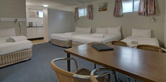 central coast motel large family room