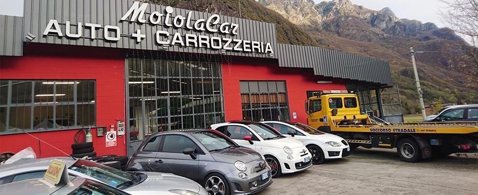 Moiolacar srl riparazioni auto