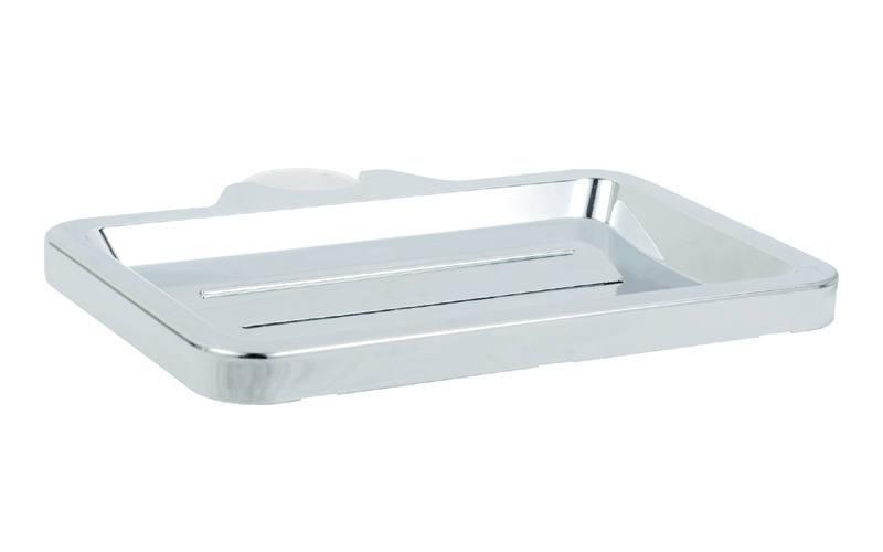Porta saponetta doccia acciaio