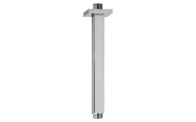 BR3500 Braccio doccia da soffitto in ottone cm.30