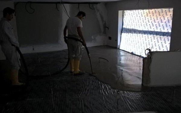 cementazione pavimenti