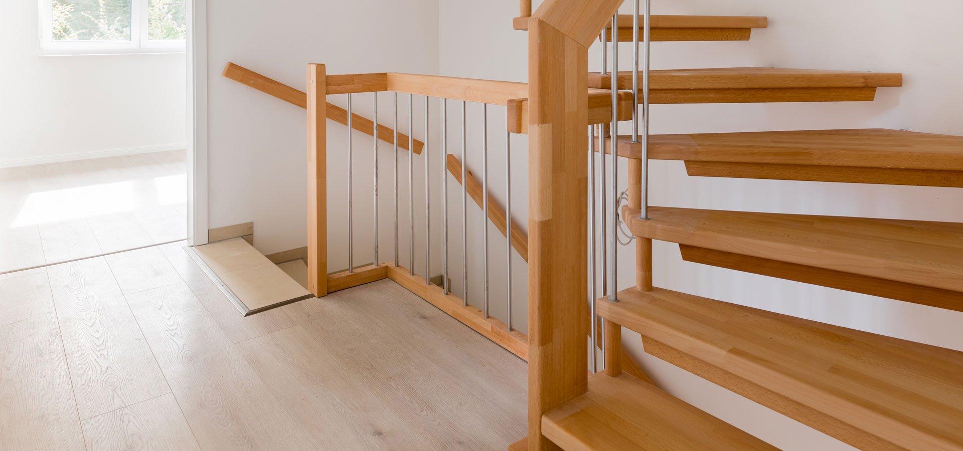 Elegant Oak Staircases