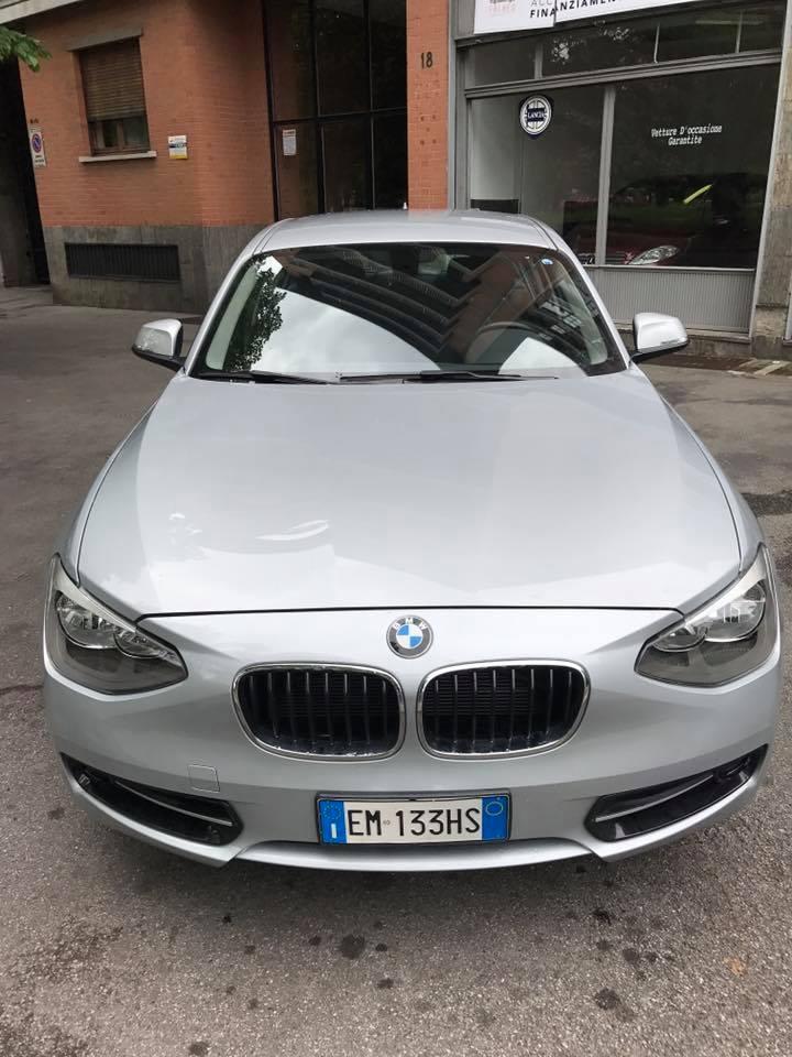 BMW grigio metallizzato