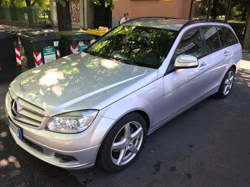 Mercedes monovolume