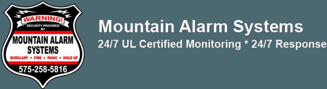 Mountain Alarm System logo