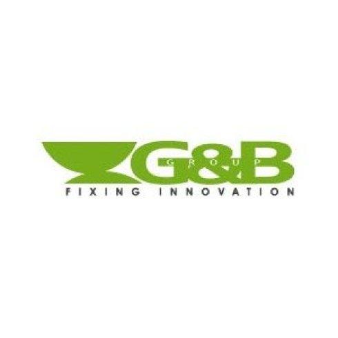 logo G&B, sistemi di fissaggio, articoli per il fissaggio
