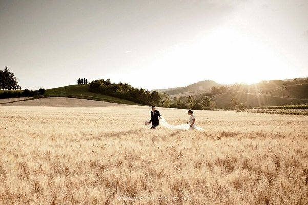 Fotografia matrimoniale a Modena