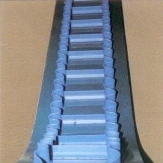 Nastri in PVC con applicazione di listelli e bandabord