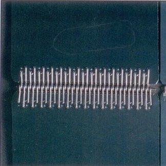 giunzioni INOX per nastri in PVC, cotone e poliuretano