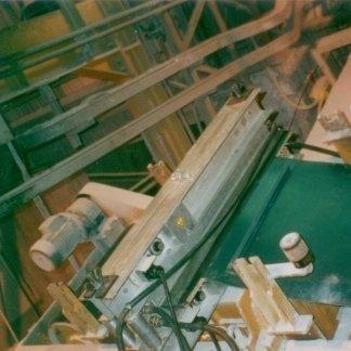 Giunzioni sul posto di nastri in PVC