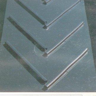 Applicazioni di istelli e guide su nastri in PVC e Poliuretano